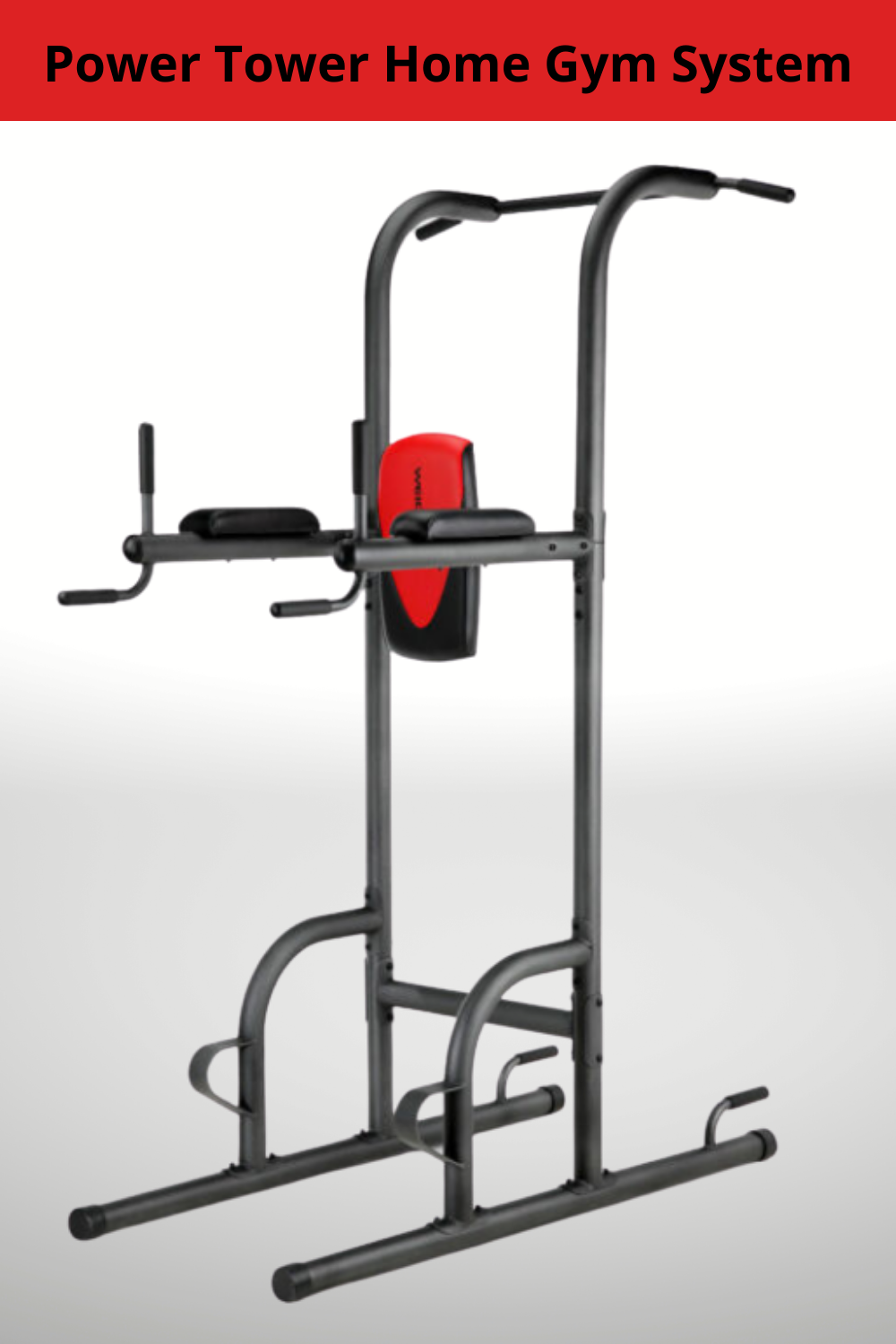 Best selling product in Strength Training Home Gyms Weider WEBE0914 Power Tower Home Gym System - Affiliate Disclosure: We may earn commissions from purchases made through links in this post