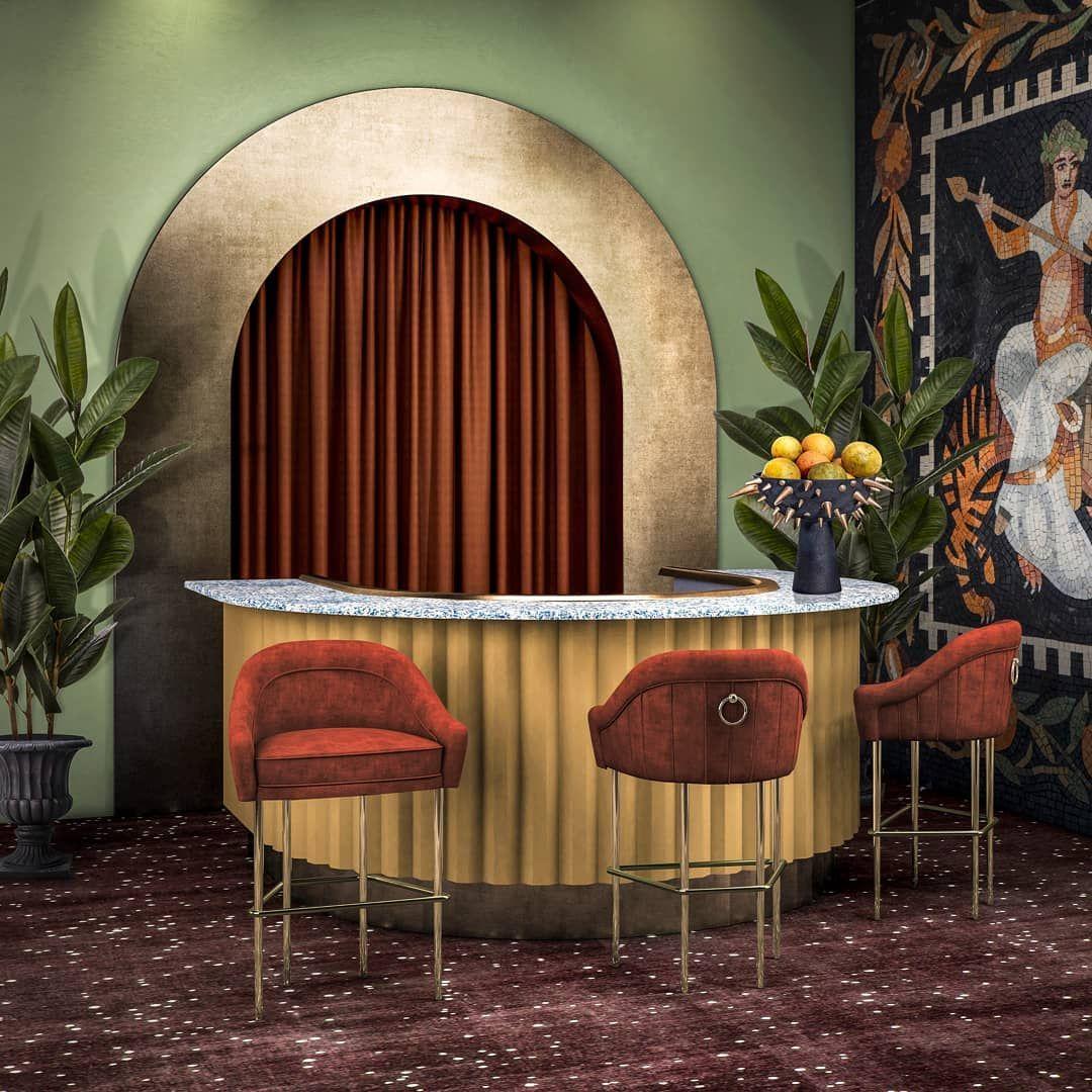 Amazing Home Bar Inspiration Coming From 📷@yagmur.arifoglu