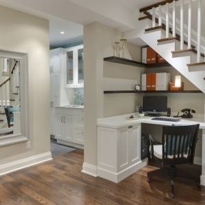 Image result for decorate awkward space in home