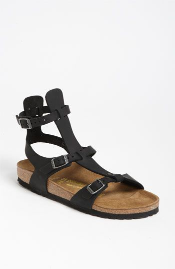 21f9f42191f Birkenstock  Chania  Oiled Leather Sandal