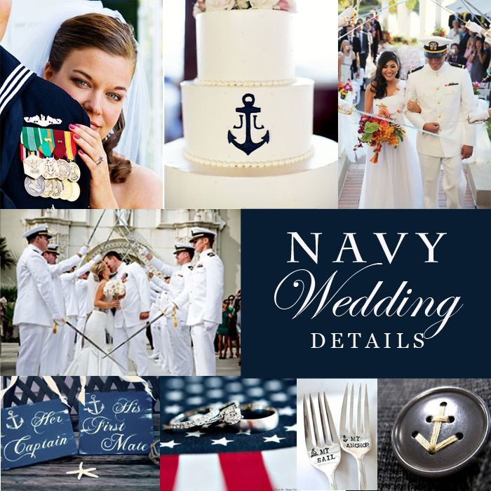 Tgif Military Navy Wedding Details The Perfect Details Navy Wedding Navy Military Weddings Wedding Details