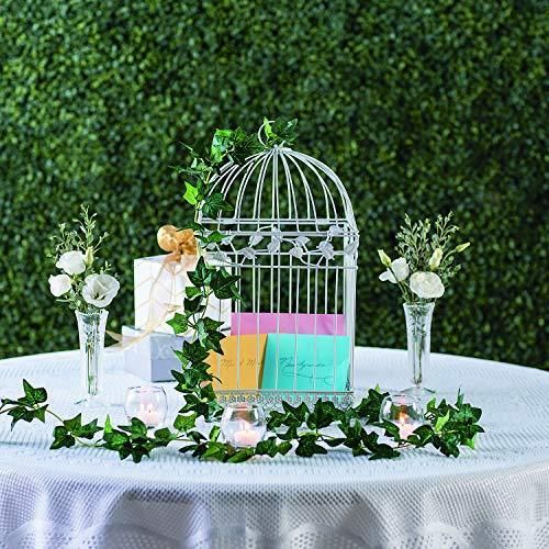 Photo of Centerpiece 12PC Bud Tabletop Flower Vase Set