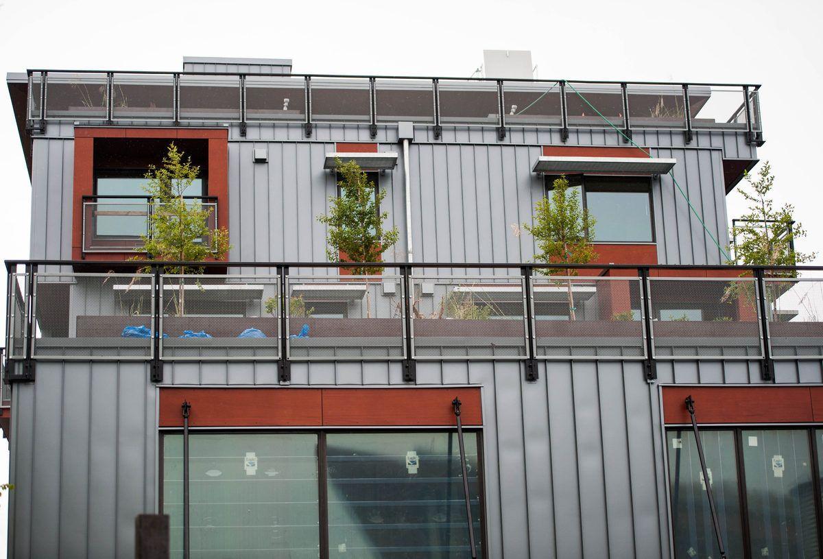 First Look At Ballard's Greenfire Campus Apartment Complex