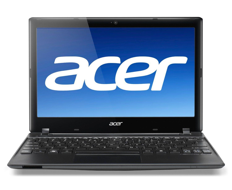Acer Aspire One Ao756 2641 11 6 Inch Laptop Ash Black Acer Aspire One Laptop Acer Acer Aspire