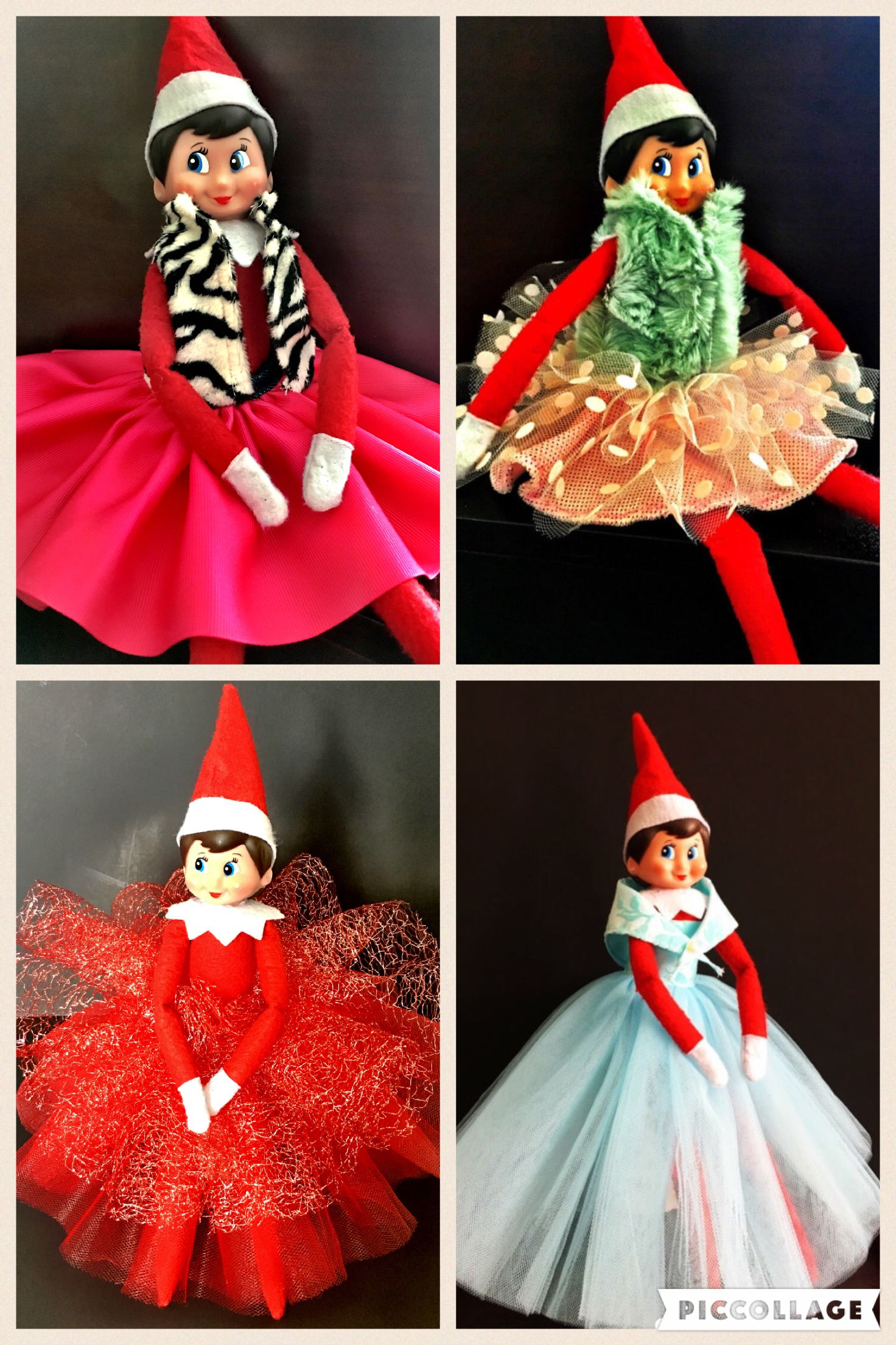 Dress Up Your Elf On The Shelf This Christmas Visit Amazingtouch