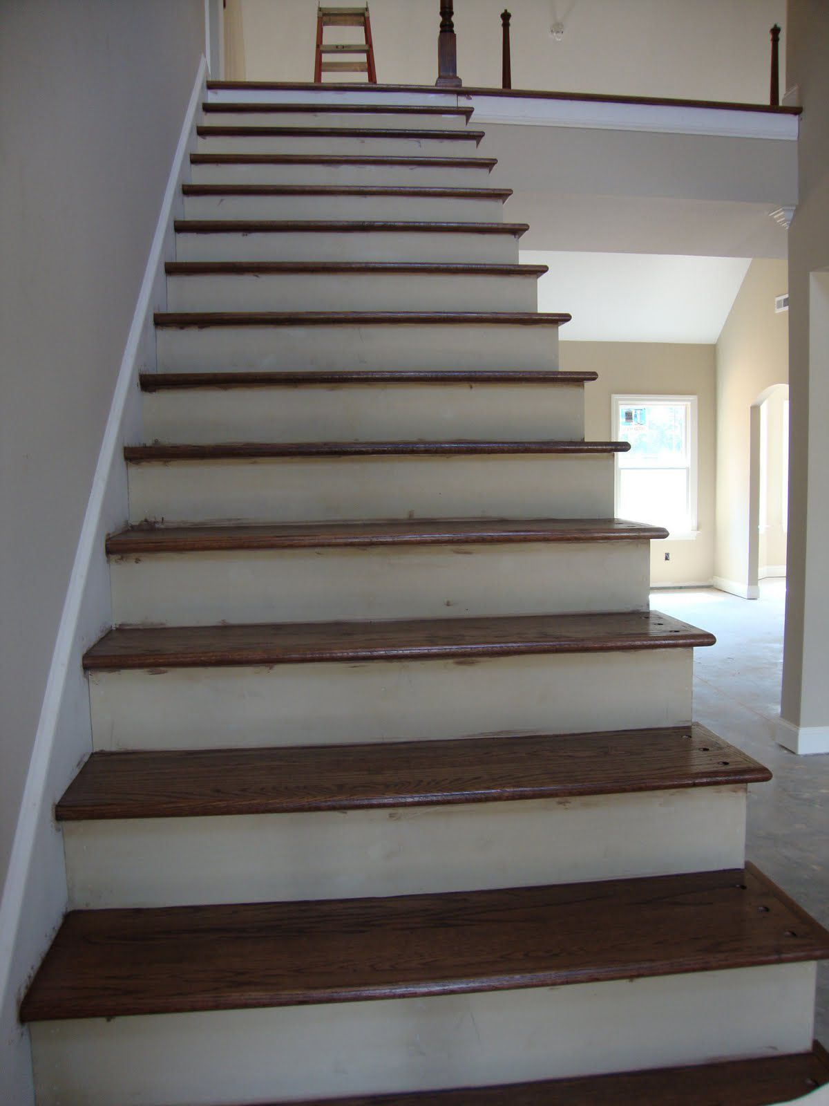 Best Rustic Stair Treads Tread Design Ideas Med Bilder 400 x 300