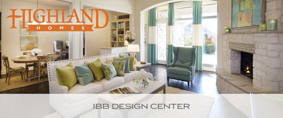 Design Center Ibb Ibb Design Highland Highland Homes Interior