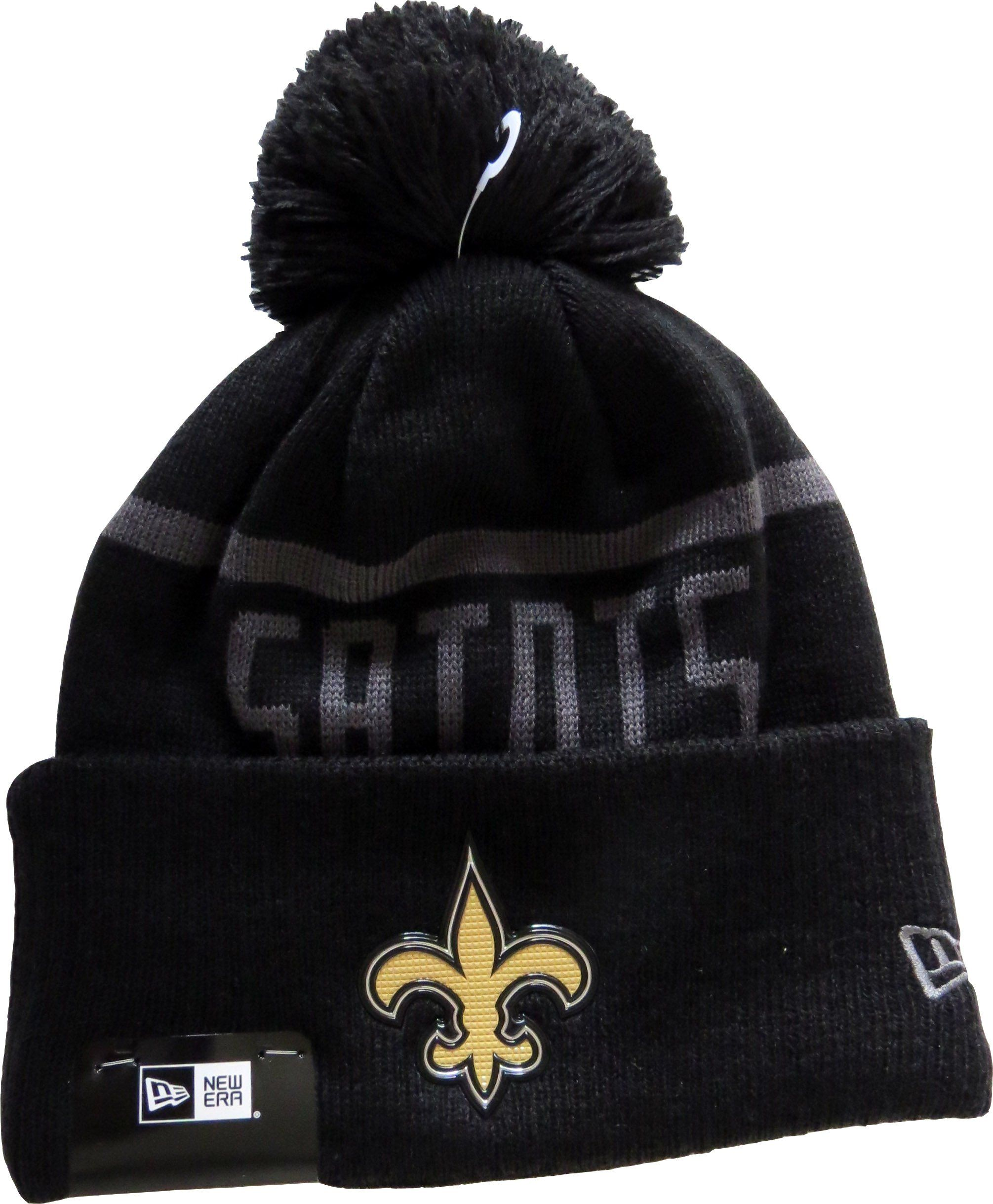 d562702f6 New Era International Series Game 2017 NFL Bobble Hat. Black with the Grey  Team name