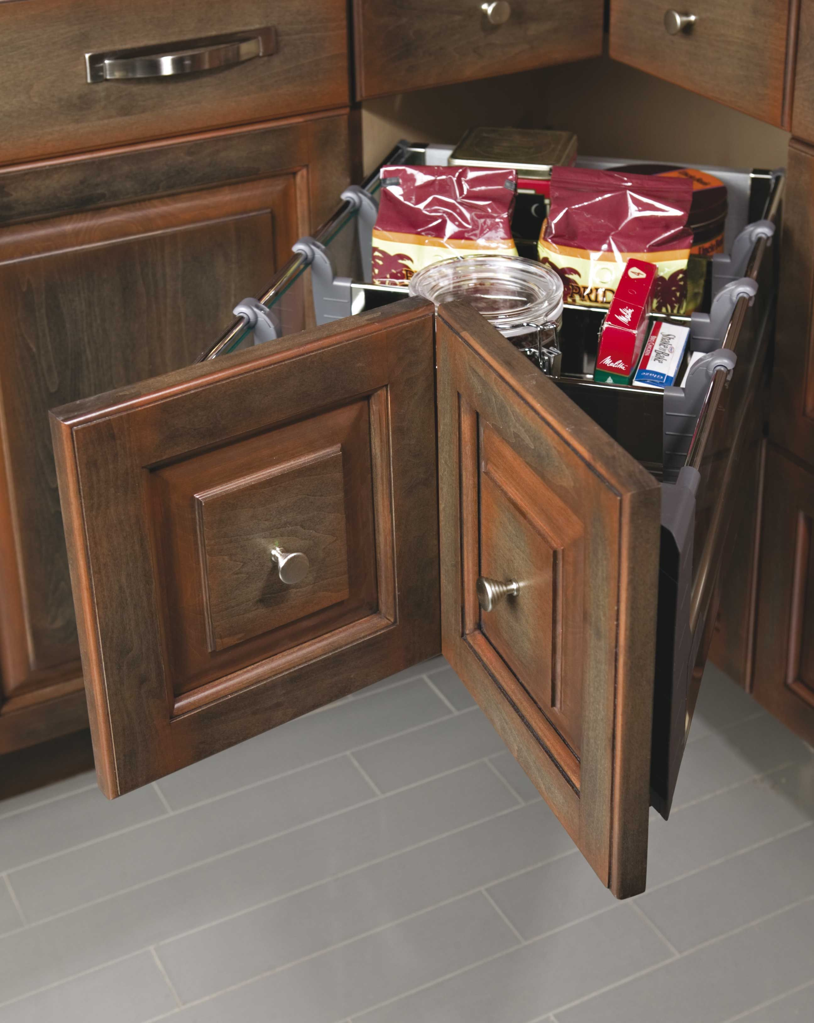 Grandior Kitchens and baths offers cabinet organizing ...