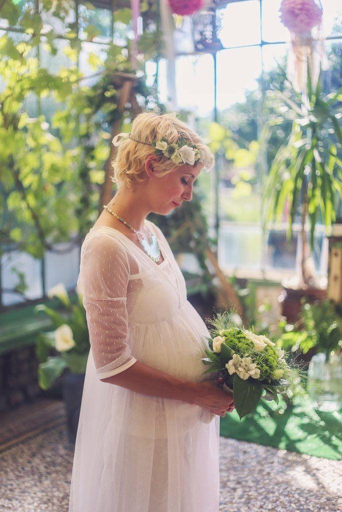 Robe de mari e femme enceinte style ann e 20 dentelles boh me zawann robe par zawann mariage - Femmes annees 20 ...