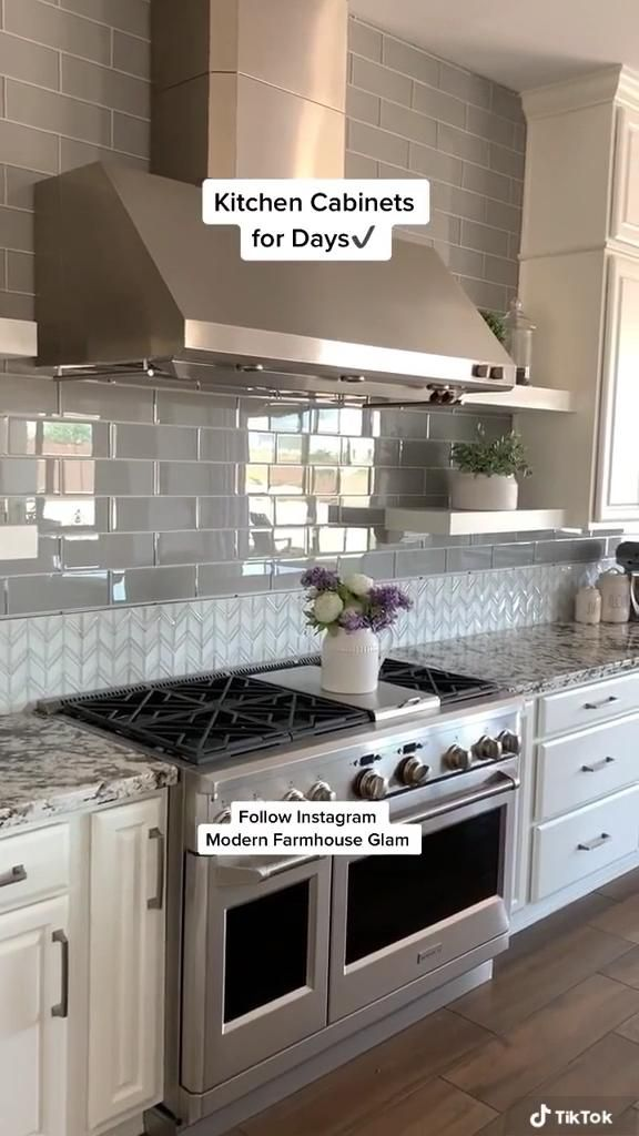 Kitchen Features that I recommend for you! Modern Farmhouse Glam's Kitchen