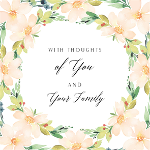 You And Yours Sympathy Condolences Card Greetings Island Condolence Card Condolence Messages Sympathy Cards Sympathy Cards
