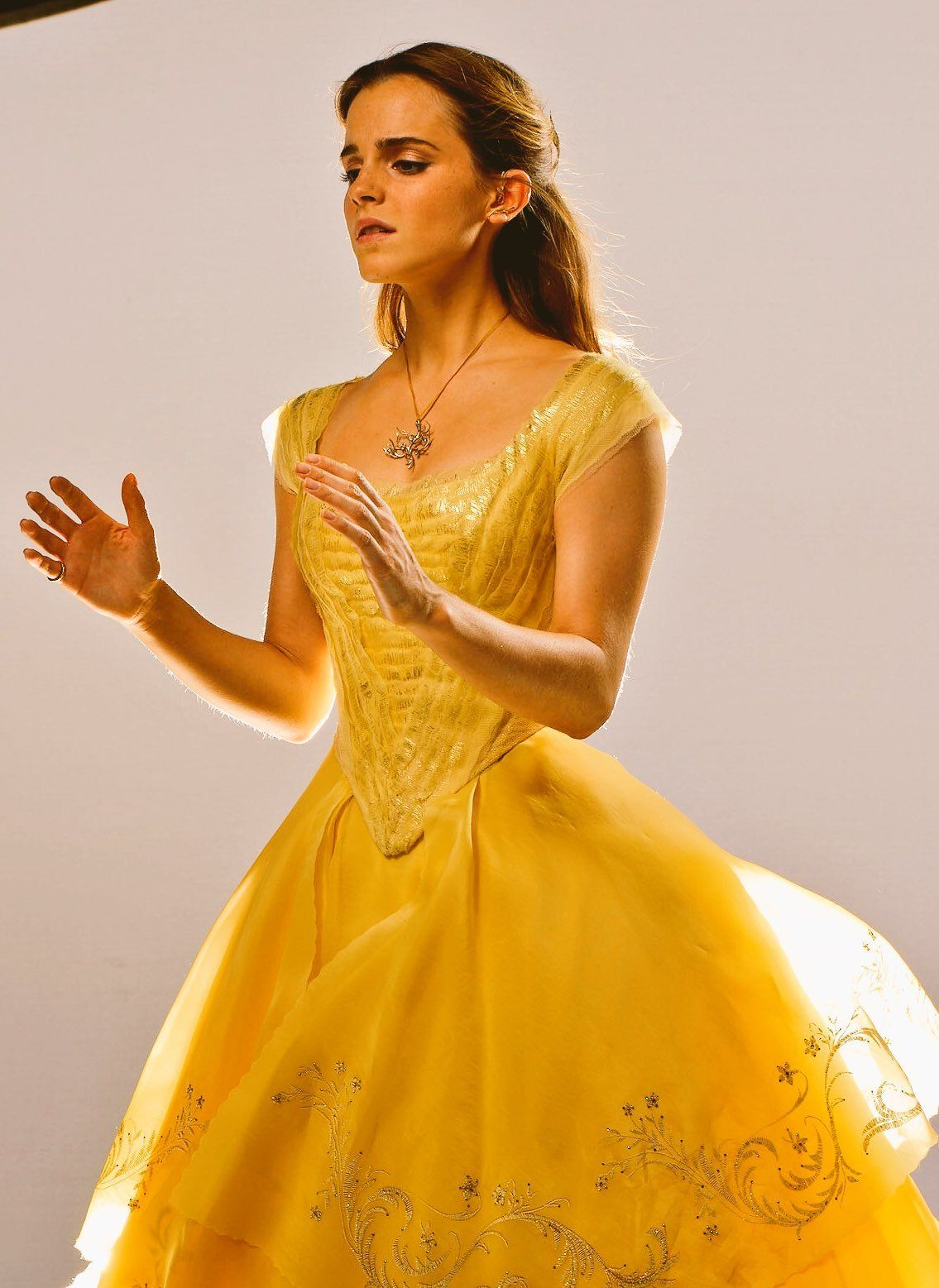 Exceptional Gabtoru0027s Cool World U2014 Emma Watson As Belle: Beauty And The Beast Costume