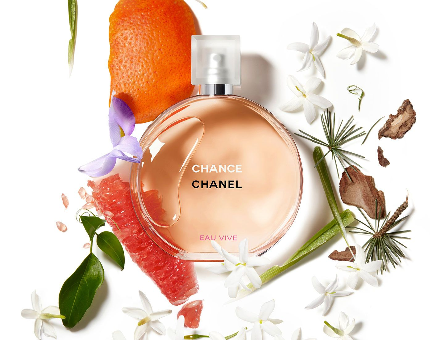 Chance Eau Vive Fragrance Fragrance Chanel Samodelnye Duhi