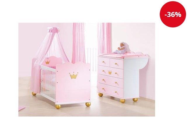 COMFORIUM Set de 2 pièces pour chambre bébé pas cher prix promo ...