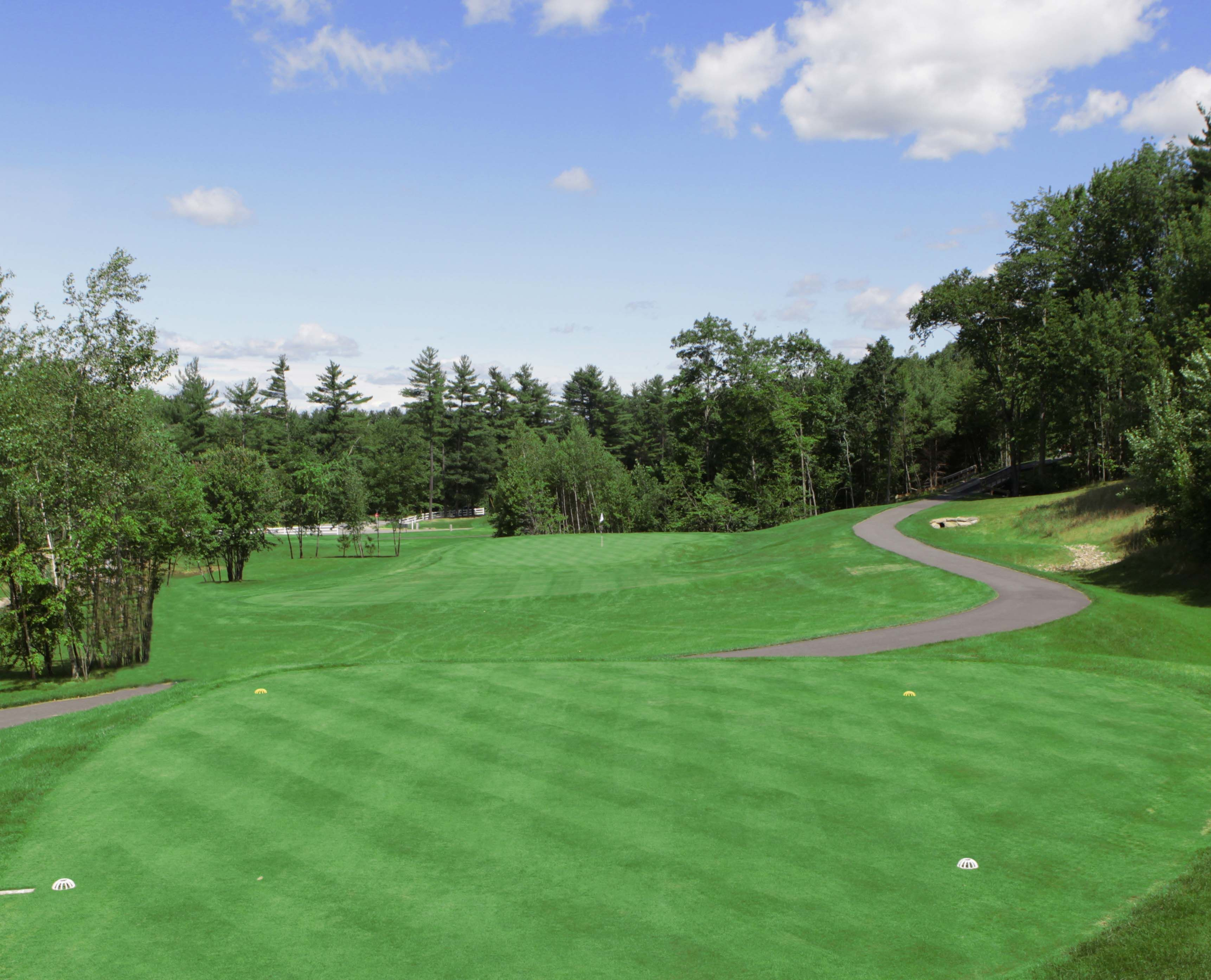 Par 3 Course, Hole 6, Atkinson Resort & Country Club, 85 Country ...