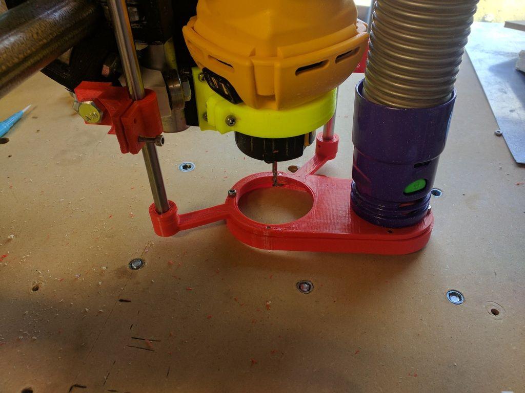 MPCNC+Dust+Shoe+/+Accessory+Mod+by+brandroid64    3D - Parts