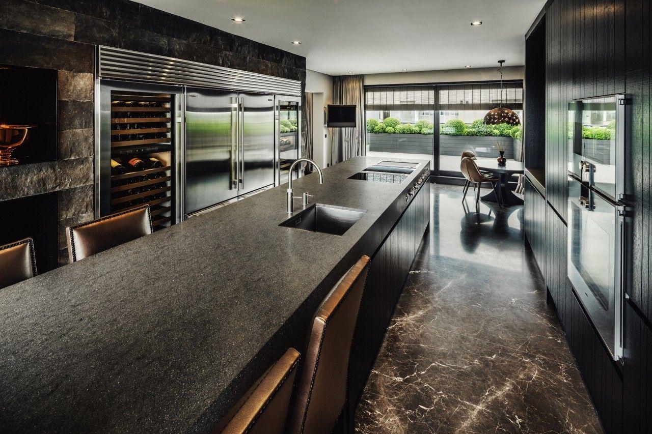 Private residence kitchen barletti eric kuster