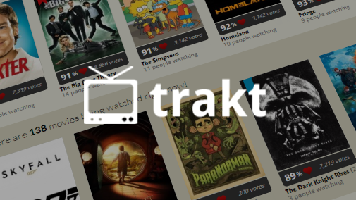 Trakt Plugin Updated | Emby News | Change