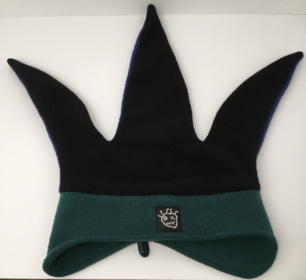 fd7bc063 Vintage Bula Fleece Jester Winter Hat Multi Color Ski Snow Board Drawstring  USA #Bula #WinterHat