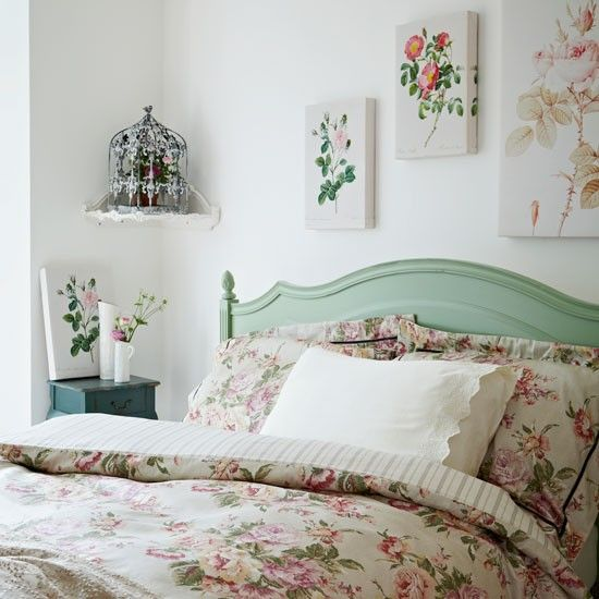 Decorate with summer foliage | Home | Pinterest | Bedroom, Bedroom ...