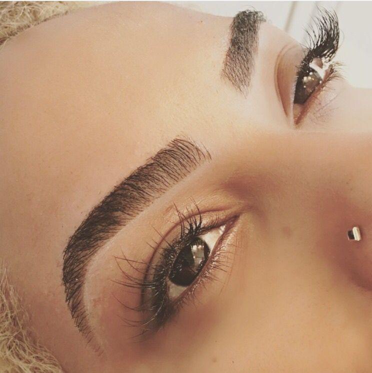 Vivaladulcee Brows Pinterest Shapes Eyebrow And Makeup