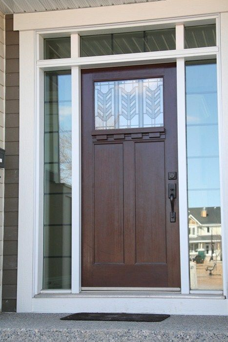 Durabuilt offers PVC and hybrid window solutions as well as fiberglass and steel exterior entry doors garden doors and sliding patio doors & Durabuilt Craftsman Classic - front entry possibility | Home ...