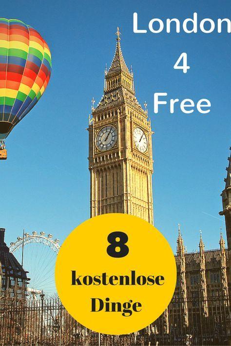 8 cosas gratis que hacer en Londres – mejores actividades gratis (2020)