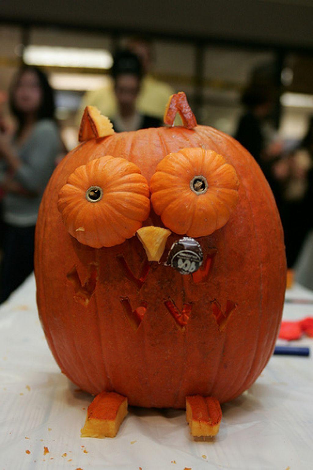37 No Carve Pumpkin Decorating Ideas