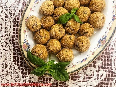 Photo of Eggplant Balls – Rossella's Cooking with Nonna