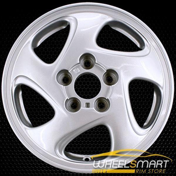 "15"" Acura TL OEM Wheel 1996-1998 Machined Alloy Stock Rim"