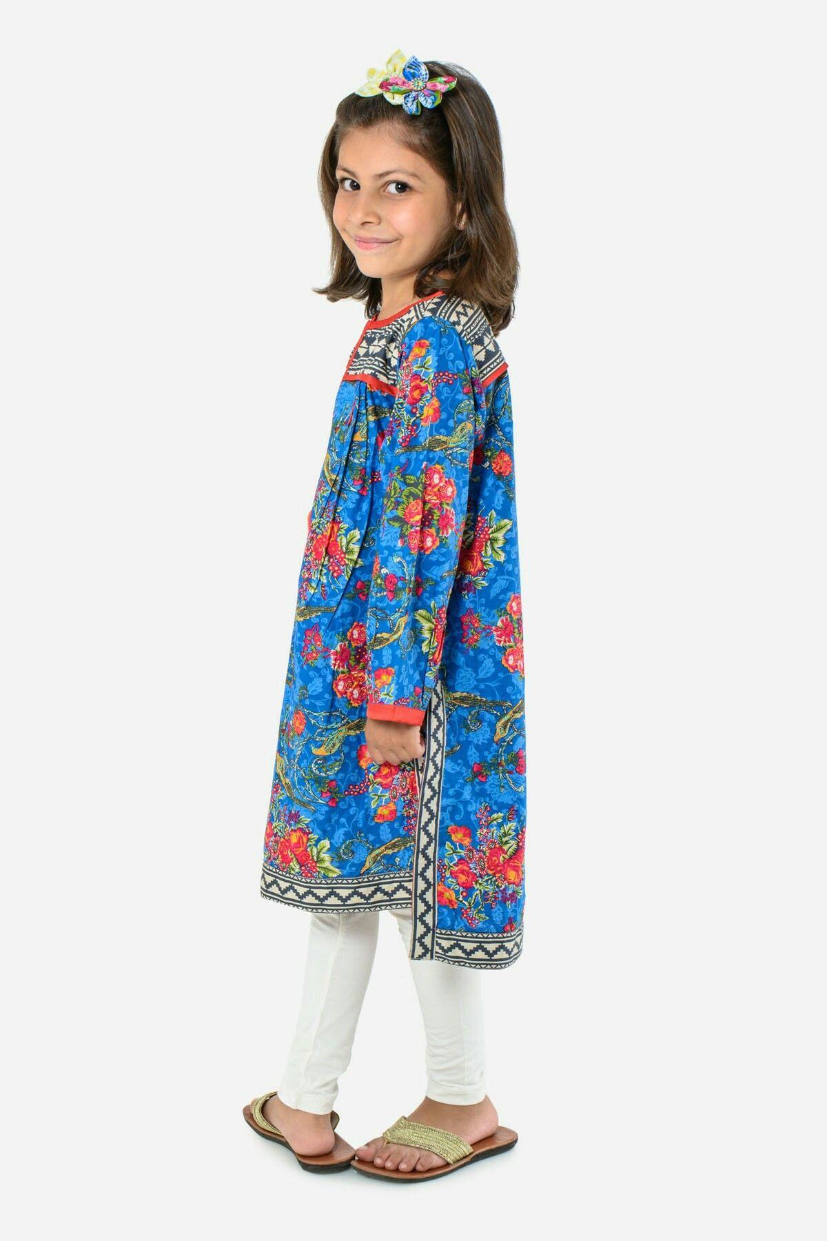 Khaadi kids pakistan | Cute girl dresses, Girl outfits ...