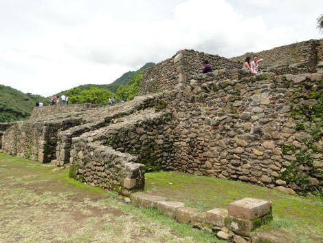 Malinalco México Pueblos Mágicos - Cerro de los Idolos @Viaja Liviano