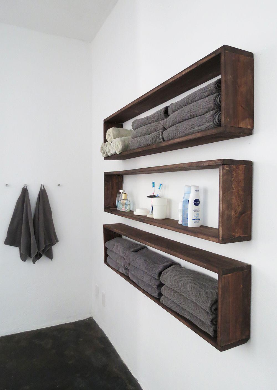 Wall shelf ideas for bathroom - Wall Shelf Ideas For Bathroom 30
