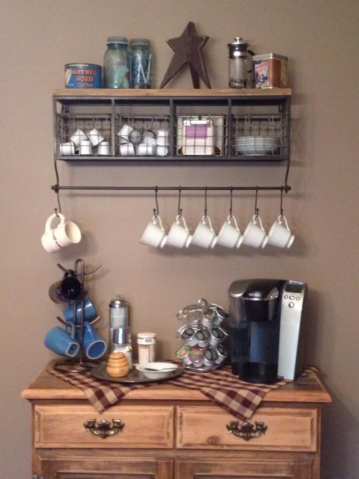 Found The Shelf At Hobby Lobby I Love My New Coffee Bar Ab Hobby Lobby Furniture Furniture Decor