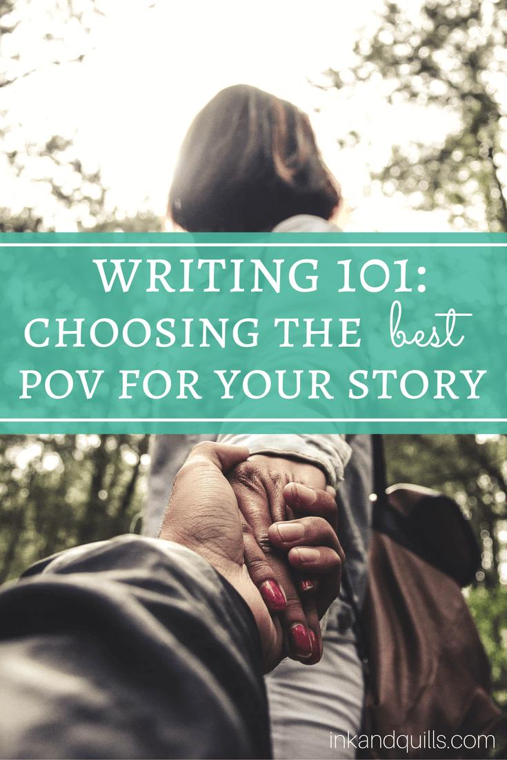 Aus welcher Perspektive solltet Ihr Eure Geschichte schreiben?