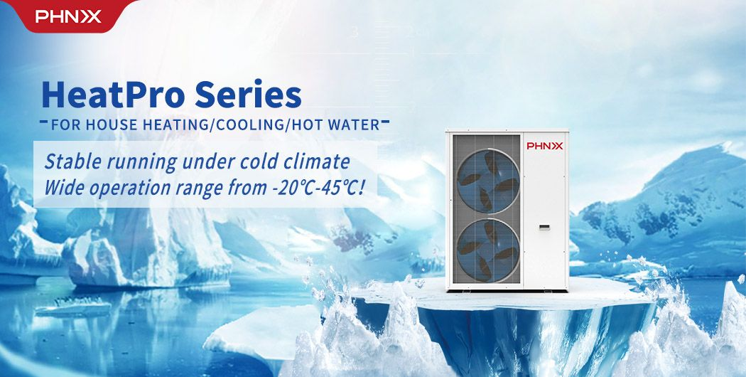 Making Worry Free Heating Cooling And Hot Water For Your Home In