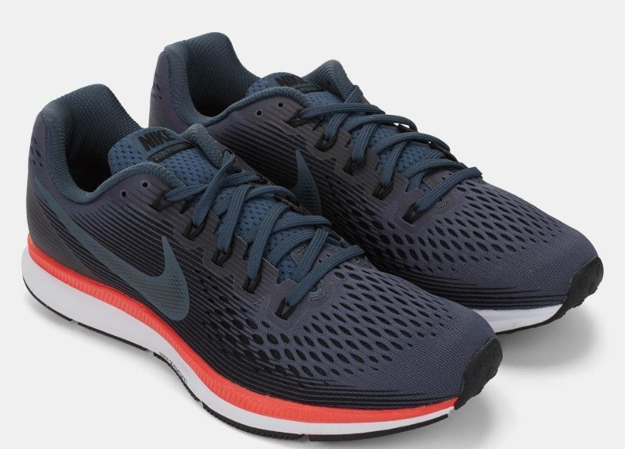 f5e62abd8d55a New Nike Women s Air Zoom Pegasus 34 Athletic Snickers Running Training  Size 12  Nike  Running