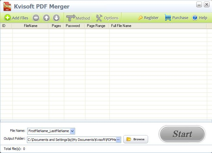 Free Kvisoft Pdf Merger Is An Efficient Pdf Tool For Combining Two Or More Pdf Files Or Images Into A Single Pdf Document It Allows You To Merge Pdfs Ea Escuela