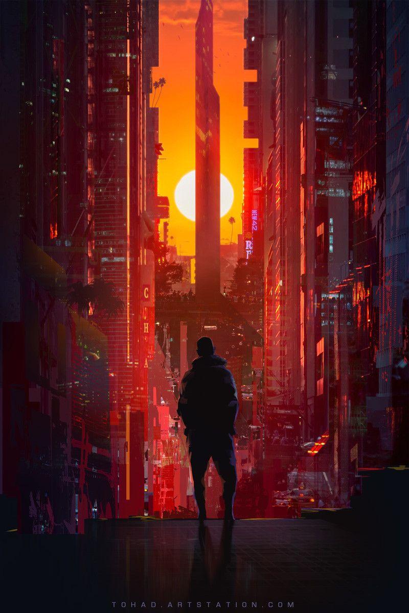 Pin By Brahmacharin On Art Cyberpunk Aesthetic Futuristic Art