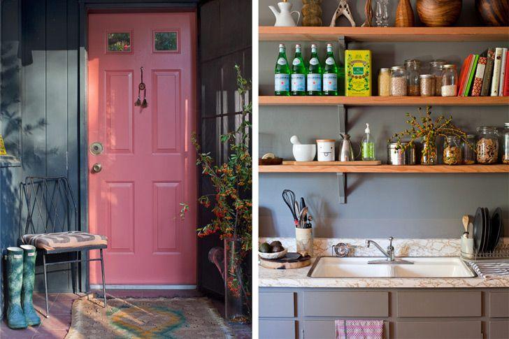 Чудесные принты и текстуры в интерьерах Reath Design | Пуфик - блог о дизайне интерьера