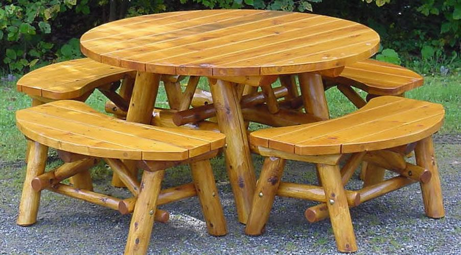 Briar Hill Rustic Furniture Is A Locally Owned Manufacturing Facility Of White Cedar Log Located Near Leeper Small Community In Northwestern