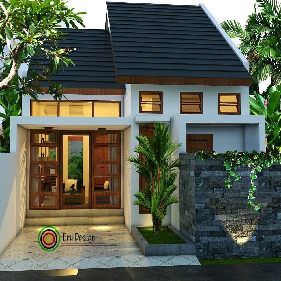 Desainrumahidaman semoga terinspirasi crdt modern small house design home minimalist also dream rh pinterest
