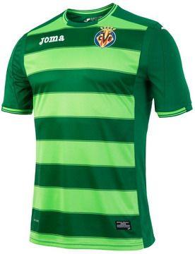 5ff60e8bd35 Tercera Camiseta Villarreal 2017 Futbol Vector