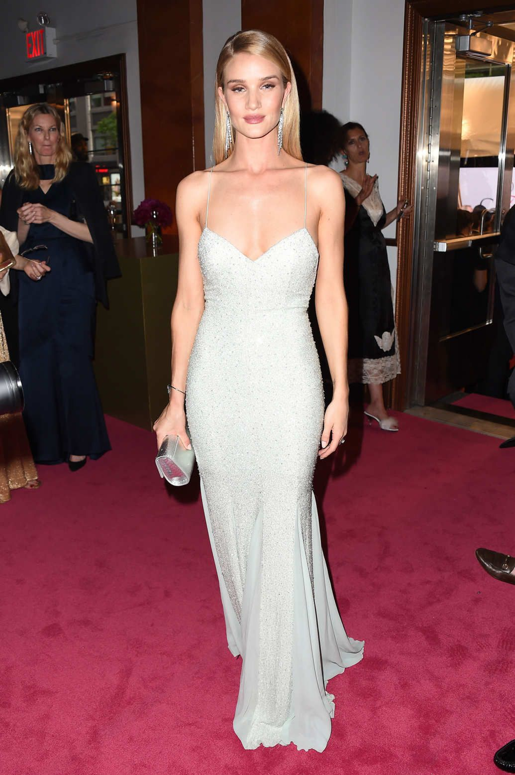 Rosie Huntington-Whiteley in Michael Kors at the CFDA Awards