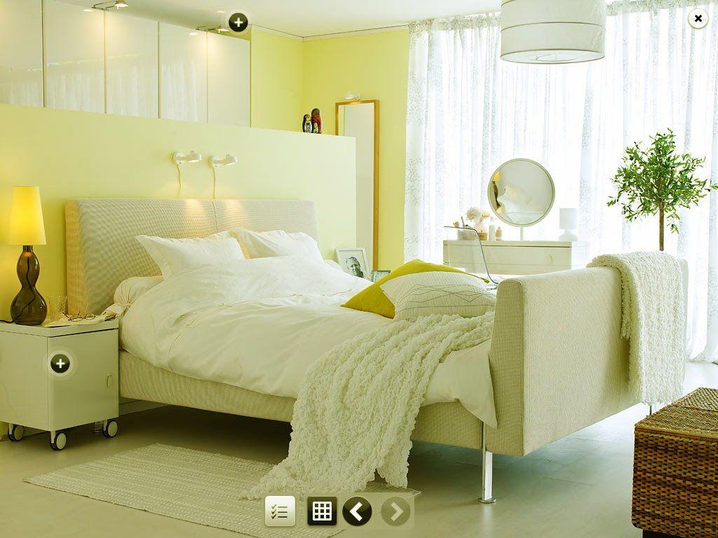 Dormitorios amarillos dormitorios con colores for Programa para decorar habitaciones online