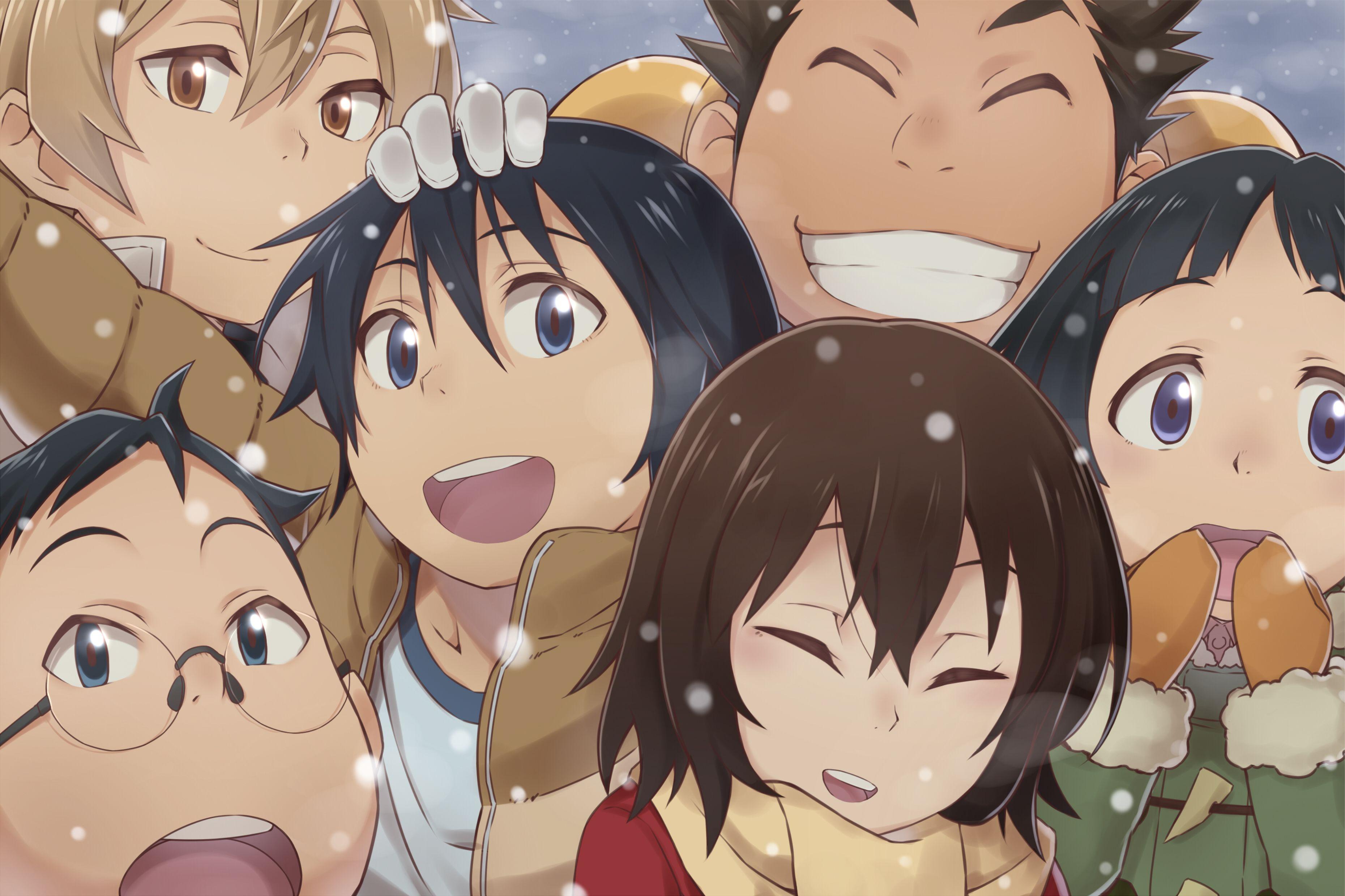 Boku Dake Ga Inai Machi Erased Satoru Fujinuma Kayo Hinazuki Kenya Hiromi Kazu Osamu Anime Anime Images Manga Anime