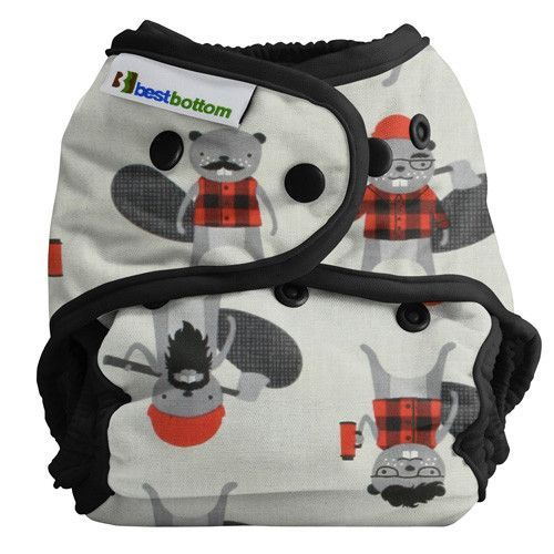 Limited Edition Best Bottom Diapers