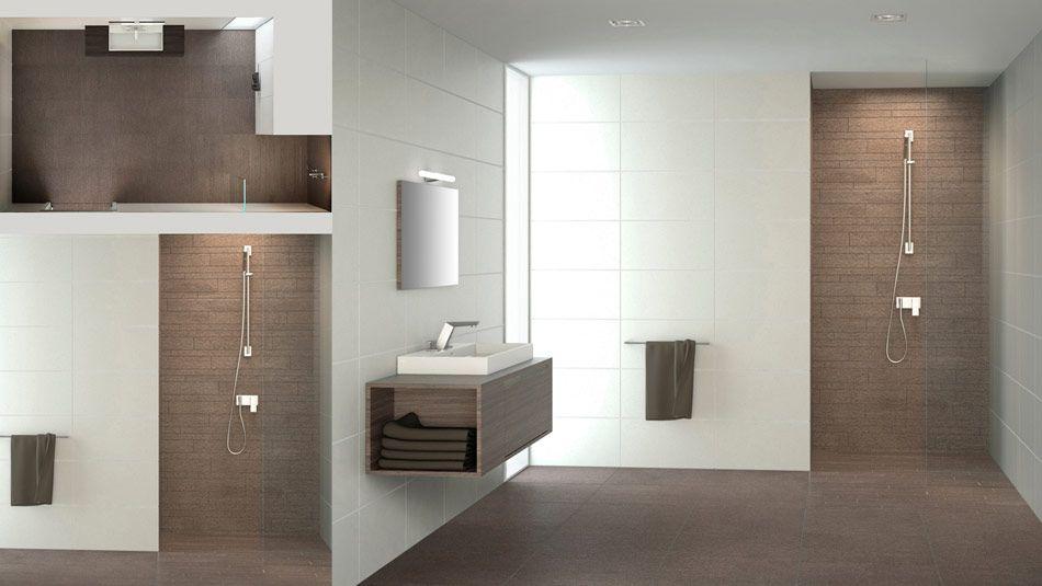 Badkamer indelen met Mosa tegels   Mosa Tegels   Pinterest   Modern ...