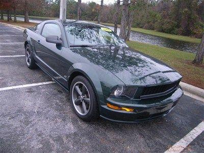 2009 Ford Mustang Bullitt At Bozard Ford In Jacksonville Fl